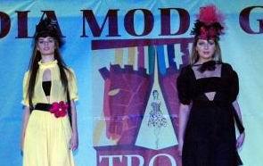 Çanakkale'de Troia Moda Günleri Defilesi