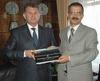 Moldova İstanbul Başkonsolosu Çanakkale'de