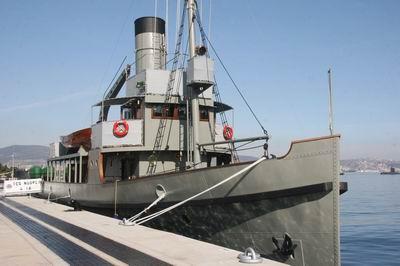 Nusret Mayın Gemisi Çanakkale'ye Geliyor