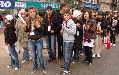 Osmaniyeli Öğrenciler Çanakkale'yi Gezdi