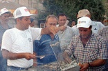 Sardalya Festivaline Meclis Engeli