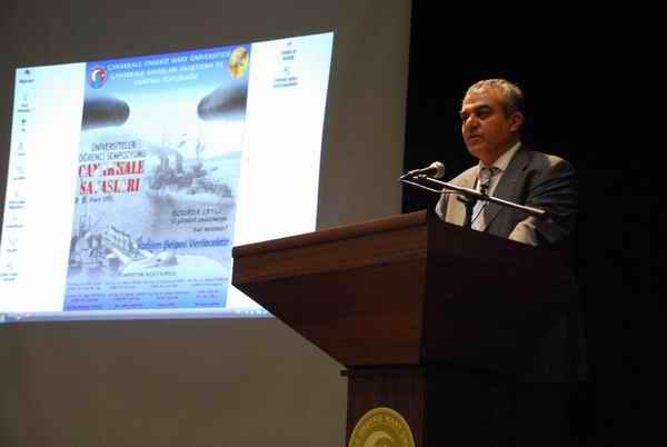 Çanakkale Savaşları Temalı 1. Ulusal Öğrenci Sempozyumuna Büyük İlgi