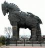 Troy Atı Esenlere Taşınacak