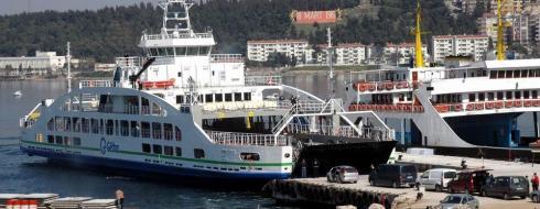 Çanakkale-Eceabat Deniz Ulaşımı 15 Dakika...
