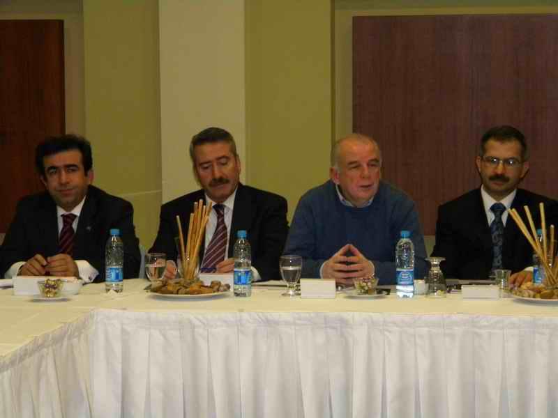 Vilayetler Hizmet Birliği Toplantısı Çanakkale'de Yapıldı