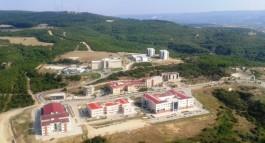 Çanakkale Onsekiz Mart Üniversitesi Terzioğlu Kampüsü
