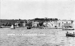 1920'li Yıllarda Necippaşa Camii ve Golf Çay Bahçesinin Bulunduğu Bölgeler