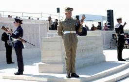 Avustralya Anıtı'nda Her Yıl 25 Nisan'da Tören Düzenleniyor