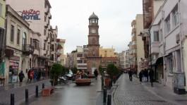 Çanakkale Saat Kulesi Meydanı