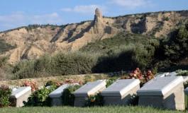 Anzak Koyu'ndaki Temsili Mezarlar ve Dağdaki Ünlü Sfenks