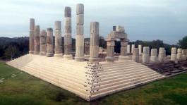 Apollon Smintheion Tapınağı