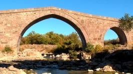 Behramkale (Hüdavendigar) Köprüsü