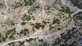 Assos Antik Kentinin Kalıntıları