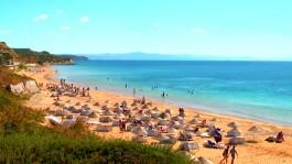 Bozcaada Ayazma Plajı