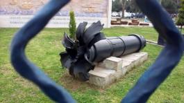 Çimenlik Kalesi Girişindeki İlginç Tarihi Top