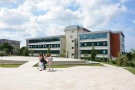 Çanakkale Onsekiz Mart Üniversitesi Terzioğlu Yerleşkesi
