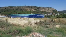 Eceabat Kakmadağ ve İlçedeki Zeytinyağı Fabrikası