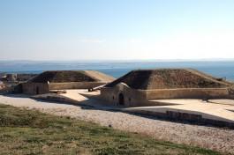 Gelibolu Yarımadası'ndaki Ertuğrul Tabyaları