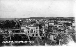 1930'lu Yıllarda Eski Çanakkale'den Bir Görünüm