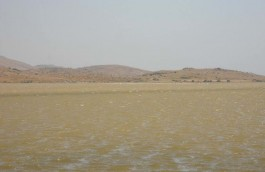 Gökçeada Aydıncık Tuz Gölü