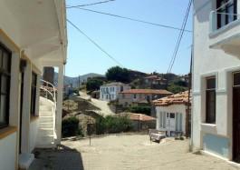Gökçeada'daki Köy Evleri