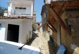 Gökçeada Zeytinli Köyündeki Eski Evler