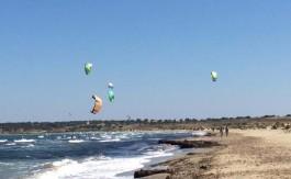 Gökçeada Aydıncık'taki Sörf Merkezi