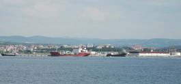 Kepez Limanından Görünüm