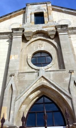 Çanakkale İl Merkezindeki Eski Ermeni Kilisesi'nden (Surp Kevork Ermeni Kilisesi) Görünüm