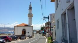 Kilitbahir'deki Tabib Hasan Paşa Camii