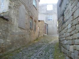 Kilitbahir'deki Eski Evlerden Görüntü