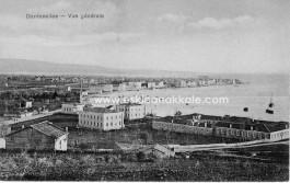 1800'lü Yılların Sonu, 1900'lü Yılların Başında Çanakkale Kordon Boyu Bölgesi