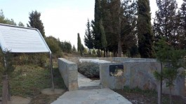 Madam Erika'nın Mezarı