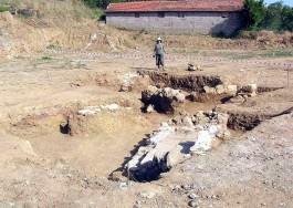 Parion Antik Kentinde 1999 yılında Başlanan Çalışmalardan Görünüm