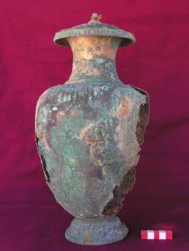 Çanakkale'nin Biga İlçesine Bağlı Kemer Köyünde Yer Alan Parion Antik Kentinden Çıkarılan Eserler