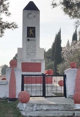 Son Ok Anıtı