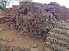 Troia Antik Kenti'nden Genel Görünüm