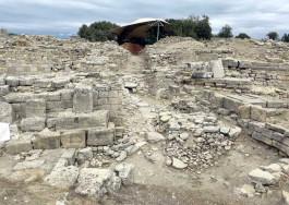 Troia Antik Kenti'nden Görünüm