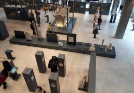 Troya Müzesi'nde Sergilenen Eserler
