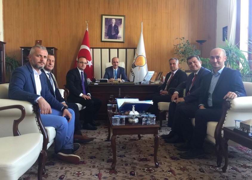 """Turizm Bakanı Kurtulmuş'tan """"2018 Troia Yılı""""na Tam Destek"""