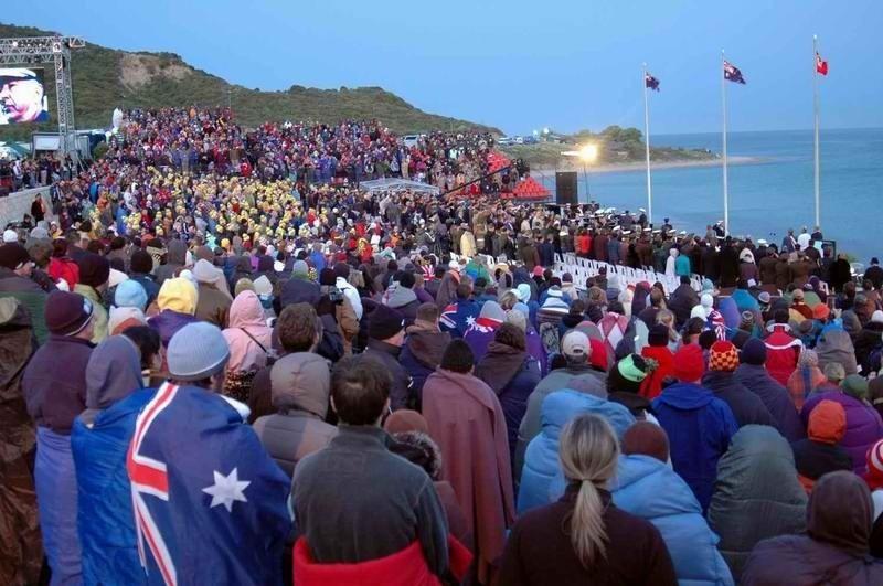 25 Nisan Anzak Törenleri İptal Edildi