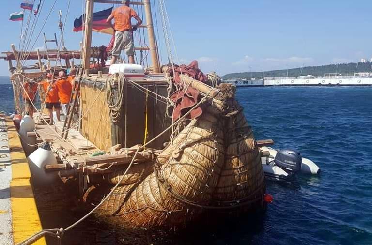 Bu Antik Gemi 6 Bin yıl Öncesinin İzlerini Taşıyor