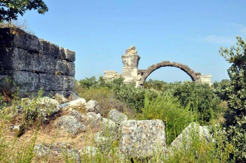 Alexandria Troas Antik Kenti'nde Kazı Çalışmaları Hız Kazanacak