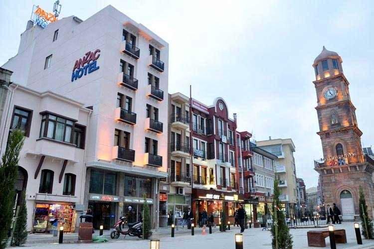 Anzac Hotel Trivago.com'da Çanakkale'nin En Popüler Oteli Seçildi