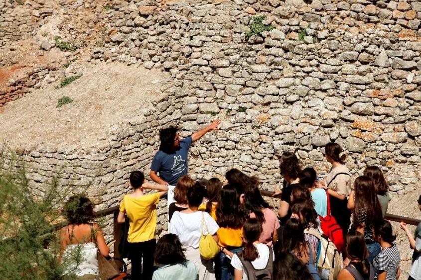 Arkeo-Köy Tevfikiye'de Sanat Günleri Etkinliği Düzenlendi