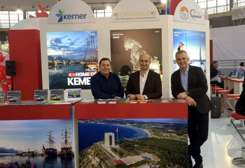 """""""Hedef Turisti Çanakkale'de 3 Gün Konaklatmak"""""""