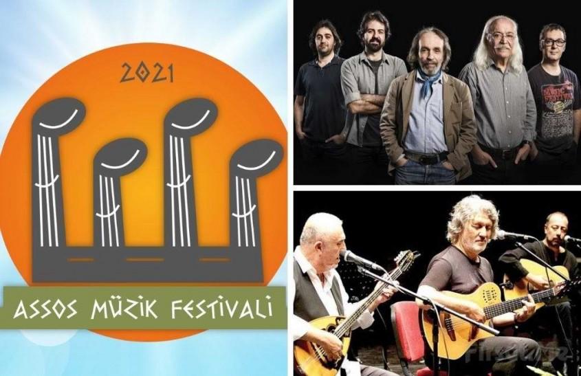Assos Müzik Festivali Başlıyor