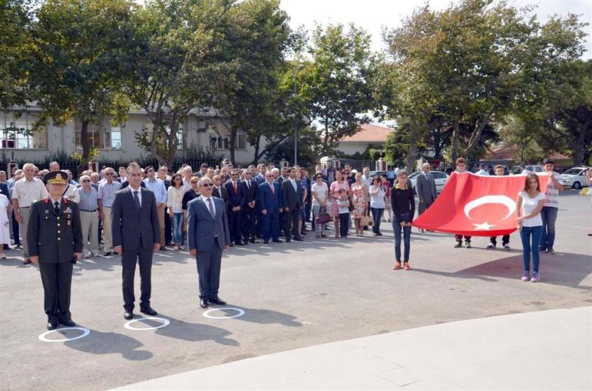 Atatürk'ün Gelibolu'ya Gelişi Törenle Kutlandı
