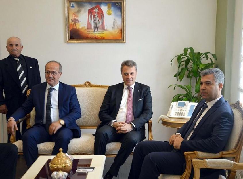Çanakkale'de Şehit Olan Beşiktaşlılar Unutulmayacak