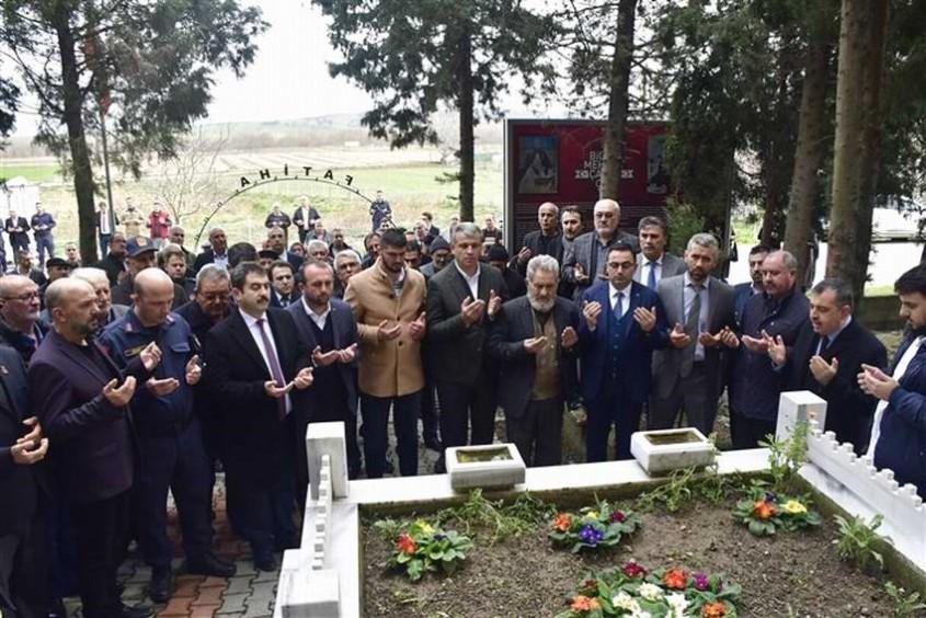 Seddülbahir Kahramanı Bigalı Mehmet Çavuş Dualarla Anıldı